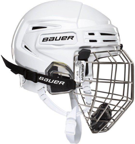 Bauer Re-Akt 75 Comb jääkiekkokypärä