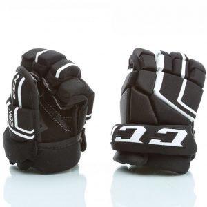 Ccm Hockey Gloves 26k Jääkiekkohanskat Musta / Valkoinen